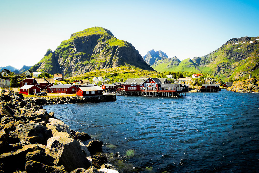 Lofoten Islands by Chris Zielecki