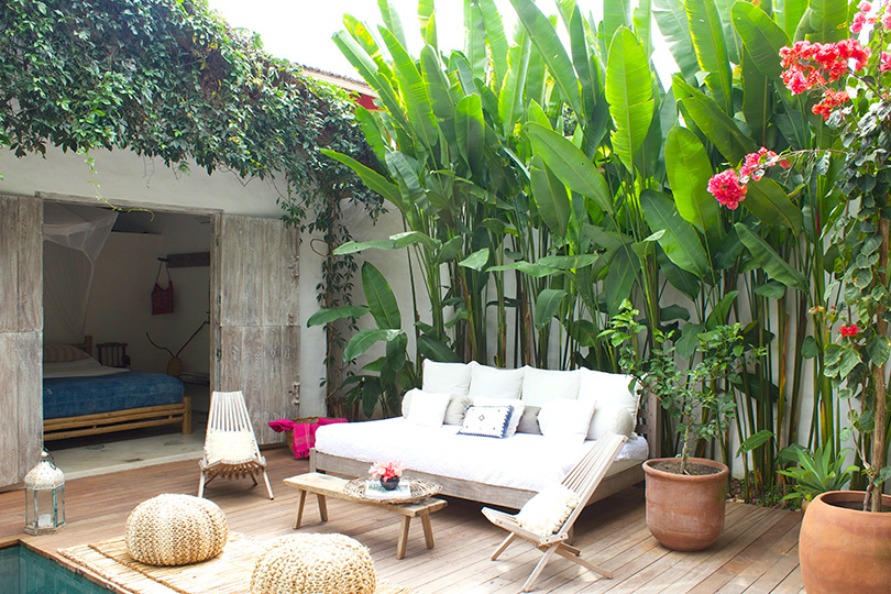 Image courtesy of Casa Lola, Trancoso Brazil