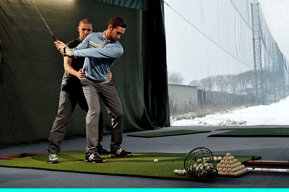 Improve your golf swing power and accuracy