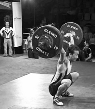 Spinal mobility greatly helps the squat and deadlift and is a MUST for the snatch
