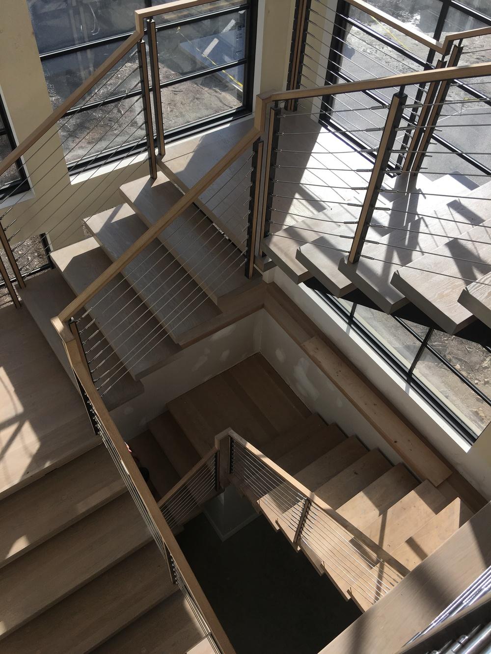 Vaddi staircase