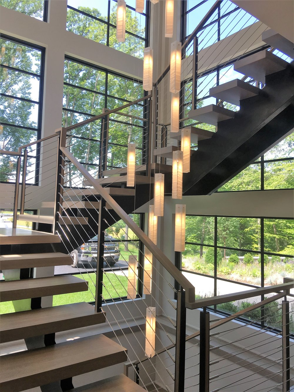 CUSTOM CABLE RAILING
