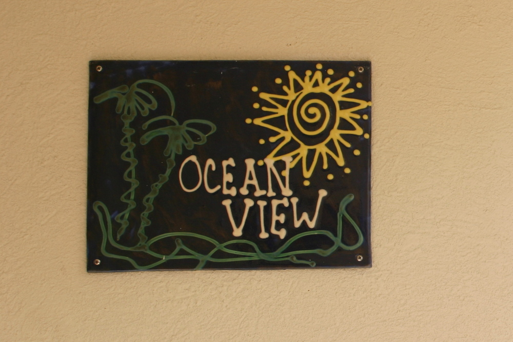 Welcome to Ocean View