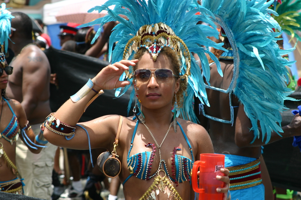 Crop Over - the summer festival in Barbados