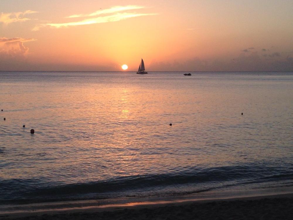 Watch wonderful sunsets