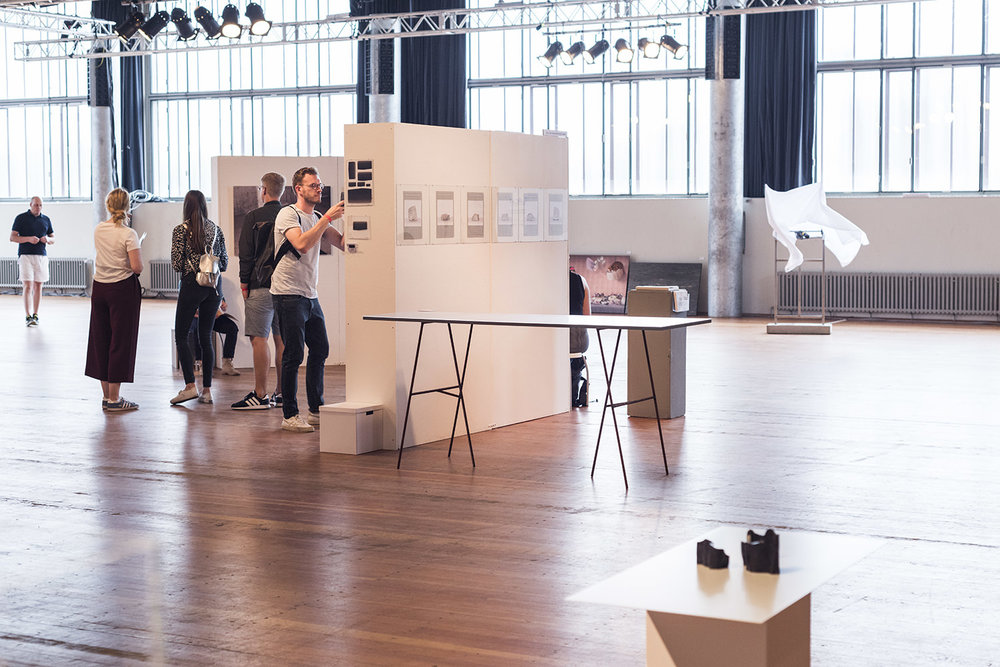 "Contemporary Art Ruhr ""New Talents"" 2018"