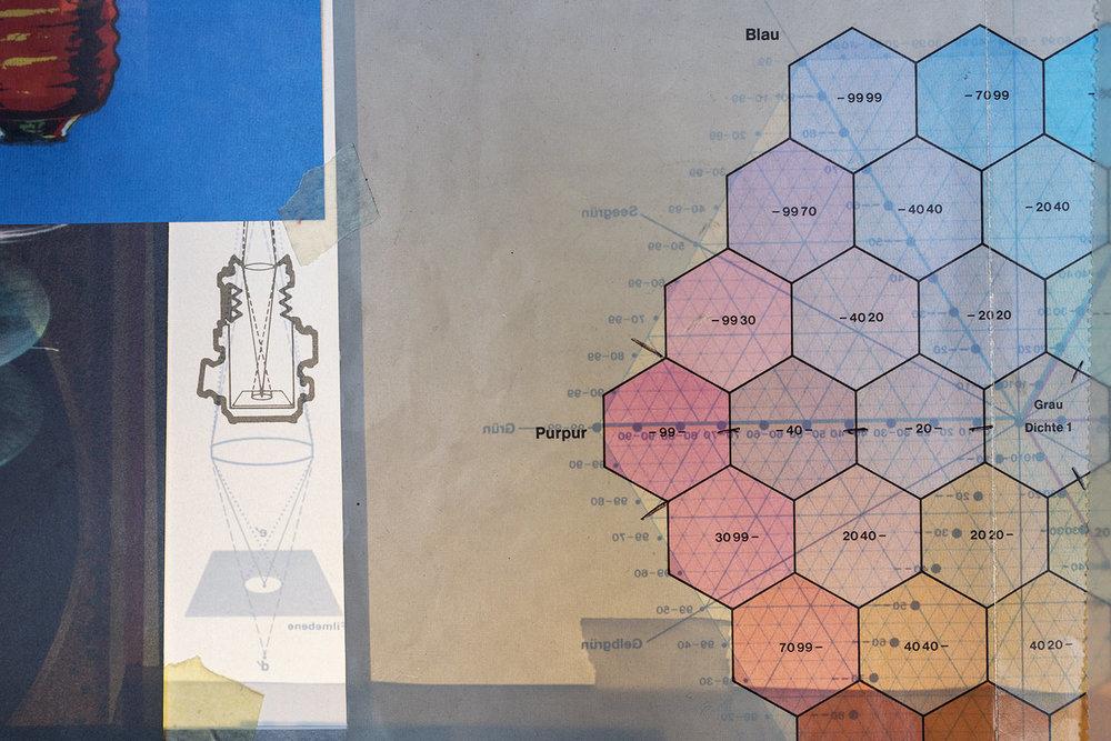 Der Punkt an dem das Bild an das Reale rührt* - Sanaa Gebäude Zollverein Gelände, 2018 Gruppenausstellung