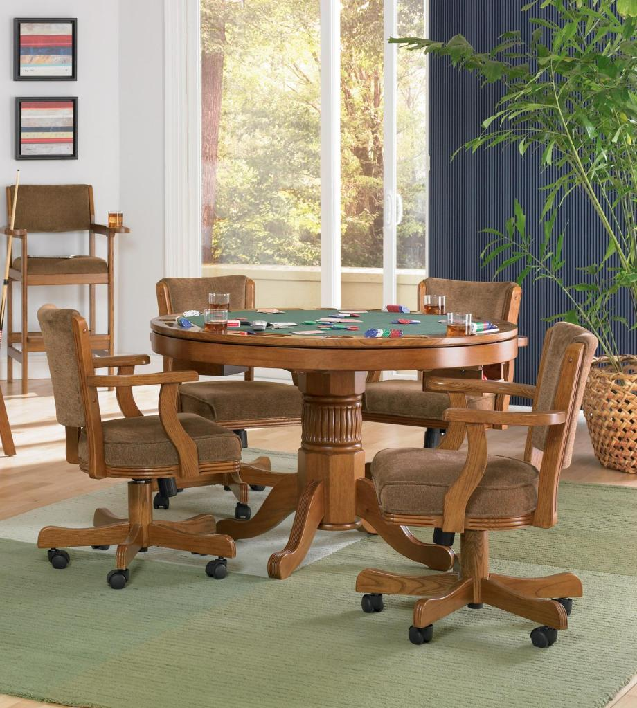 Poker table brown.jpg