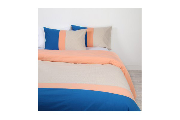 kindofstyle product peach cover duvet by covers