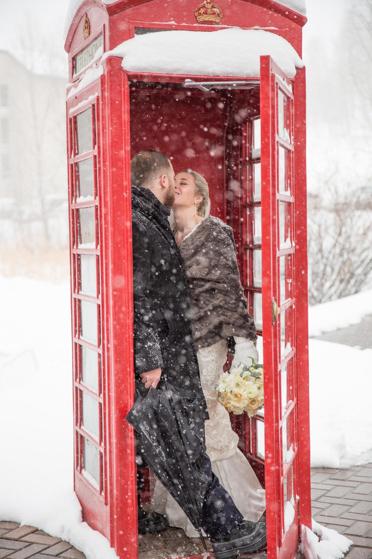 telluride winter wedding