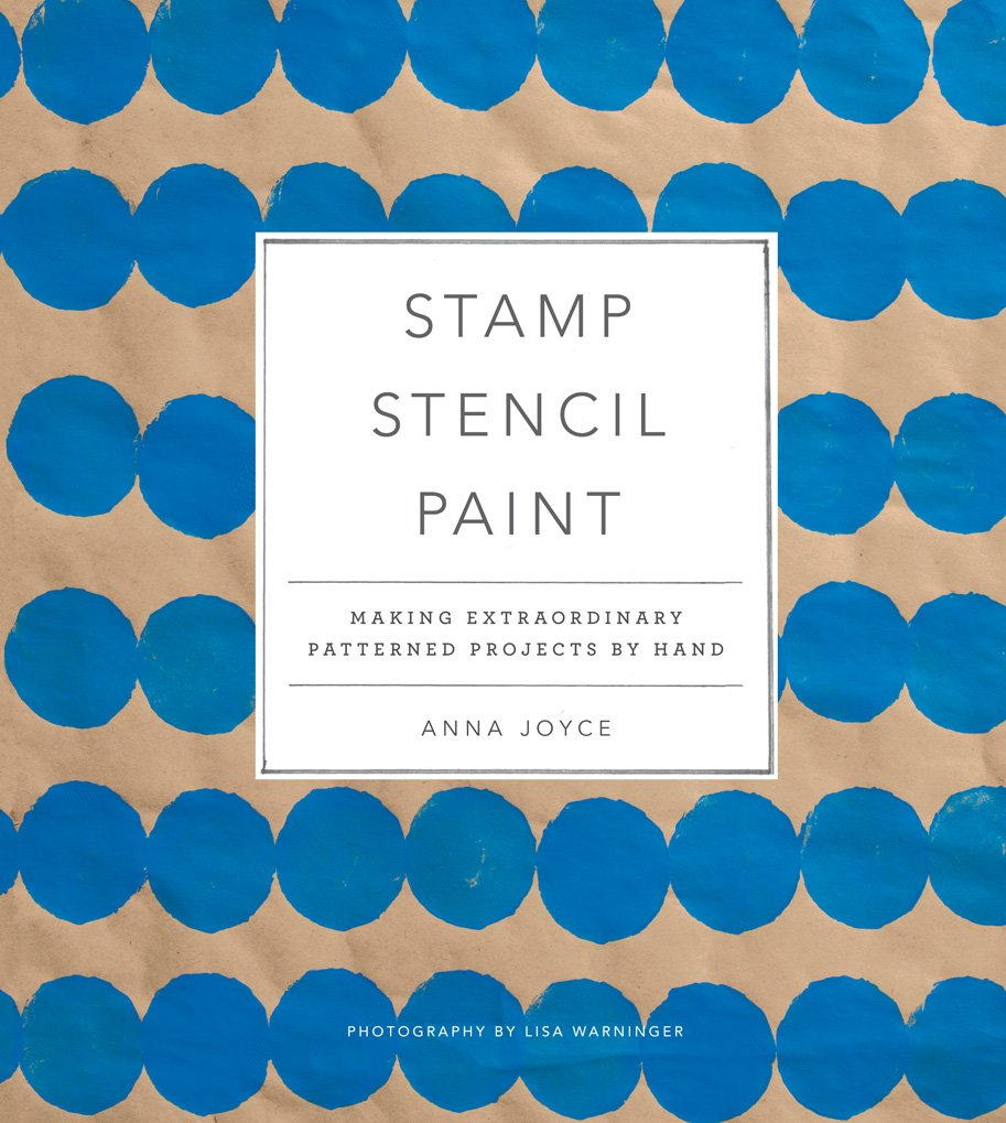 I Am So Thrilled That Stamp Stencil Paint Will Be In Stores On September 8th Is Less Than Three Weeks Away When Was Working The Book It Felt