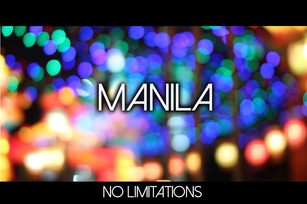 Manila - No Limitations