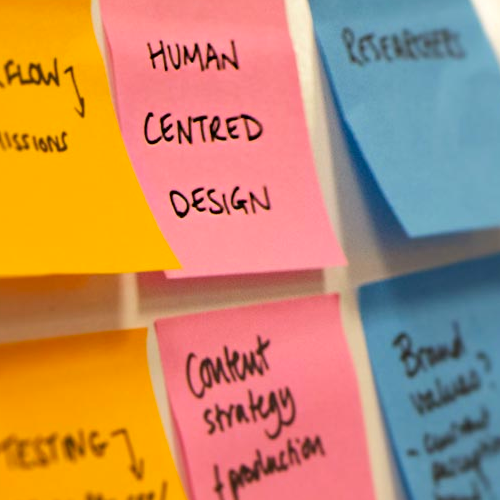 Researching problem spaces to identify insights and opportunities for designing new products. Read More...