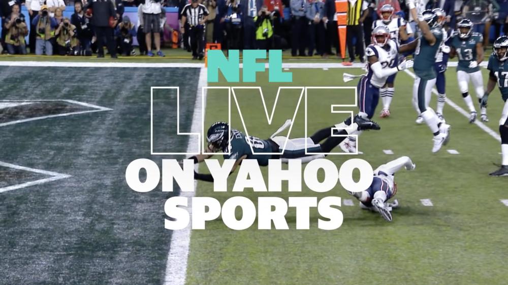 NFL Live on Yahoo Sports — Goggles Paesano Video