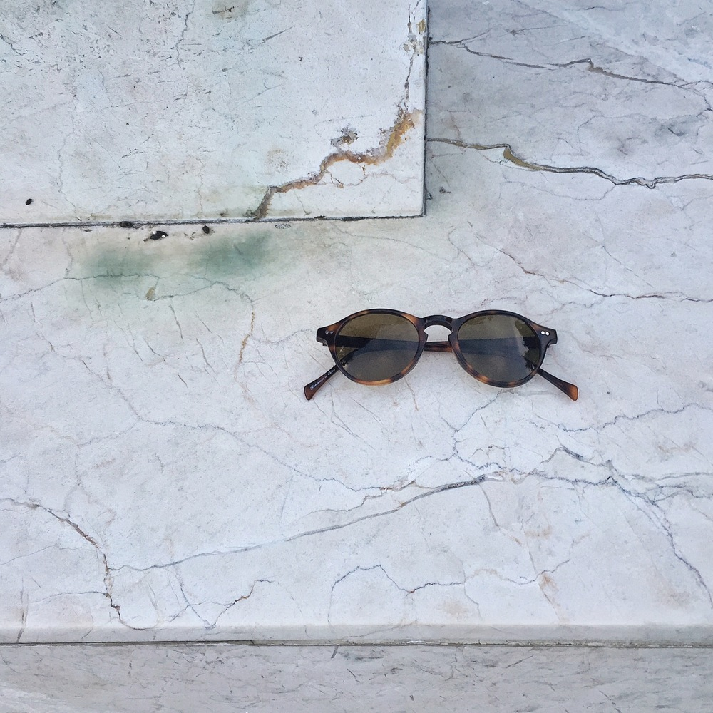 Beaumont Sunglasses in Brandy Tortoise