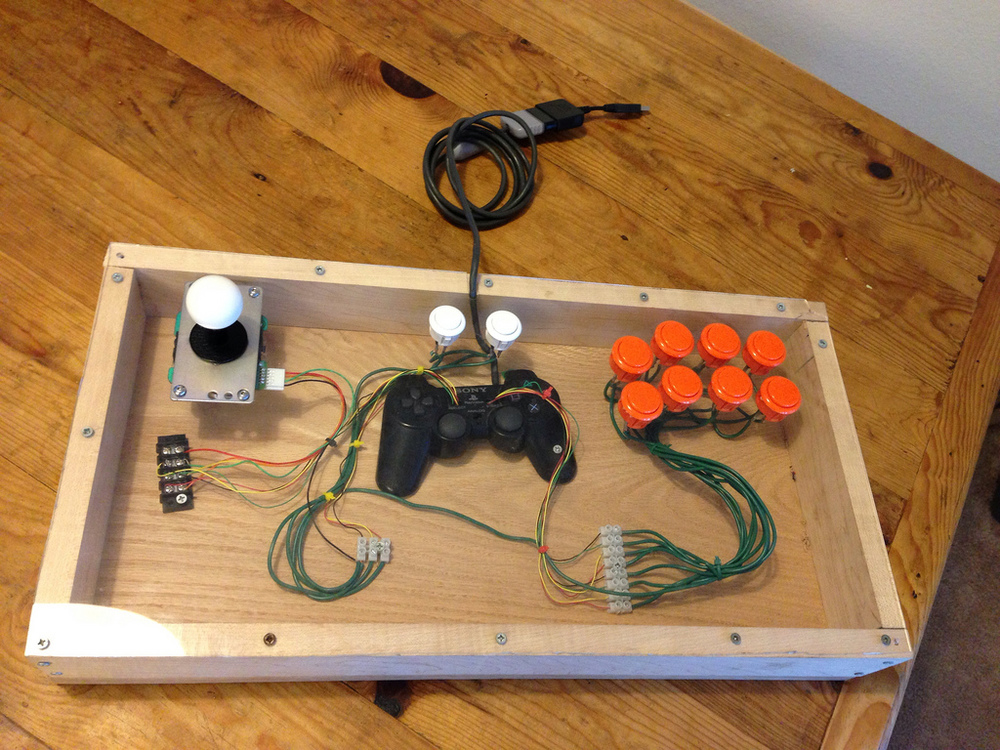 Tournament Fight Stick