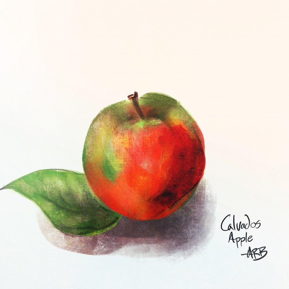 calvados apple