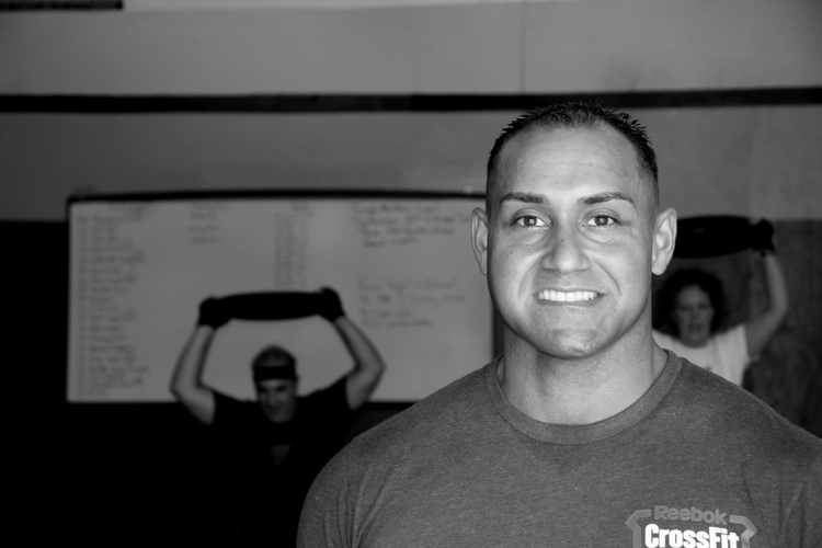 Coach Jovan Corral  Gym Owner / Head Coach