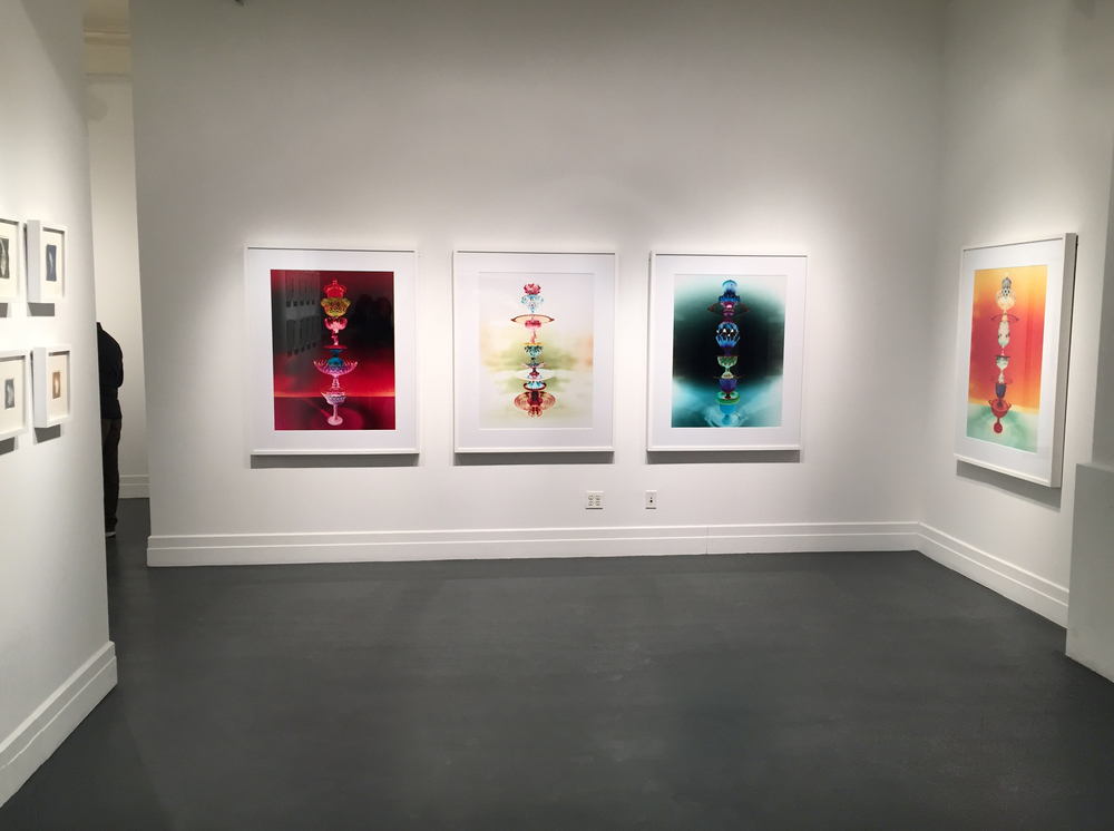Installation View: KLOMPCHING Gallery, New York 2015