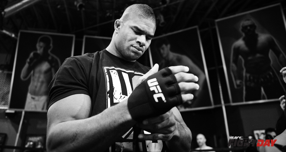 Alistair Overeem — James Law Photos