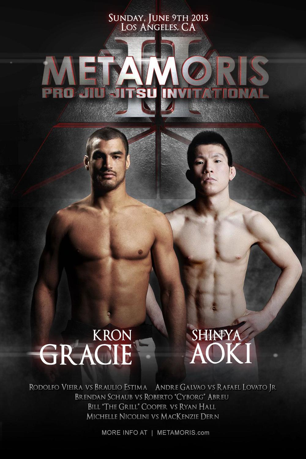 Metamoris Poster