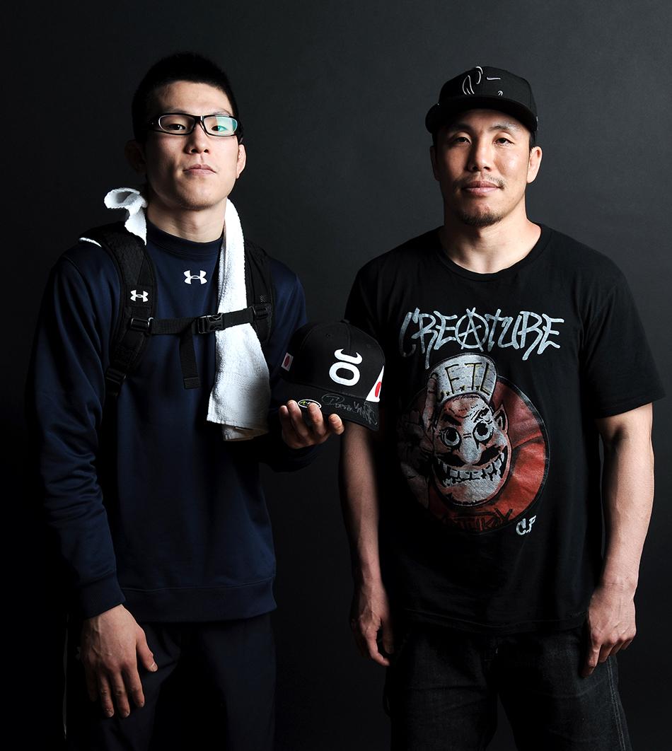 Aoki and Chonan Tsunami Relief
