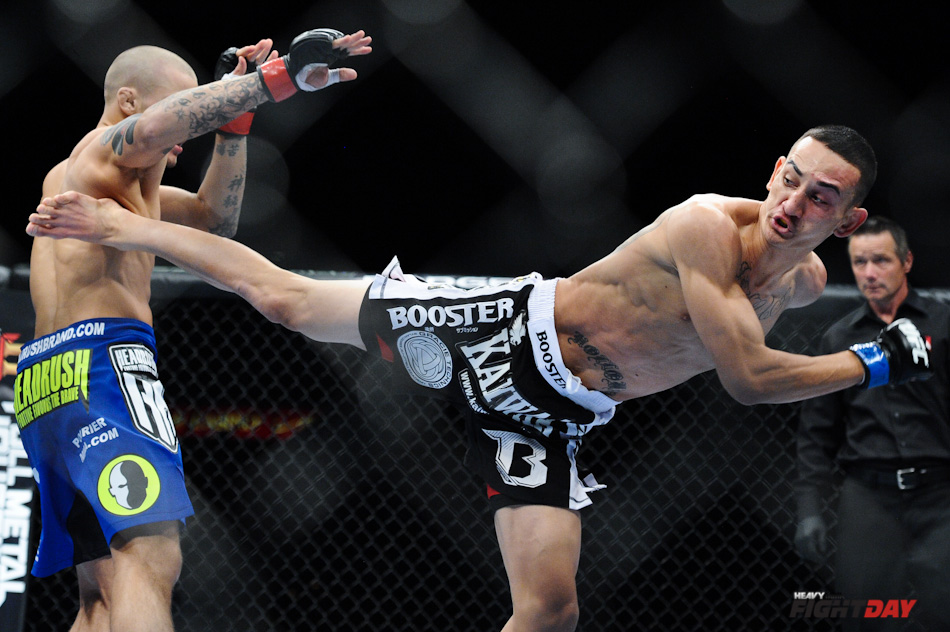 Max Holloway vs. Dustin Poirier UFC 143-8.jpg