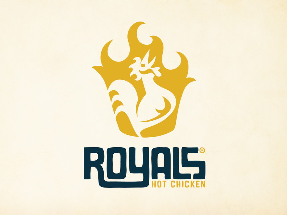 Royals Hot Chicken - Louisville, KY