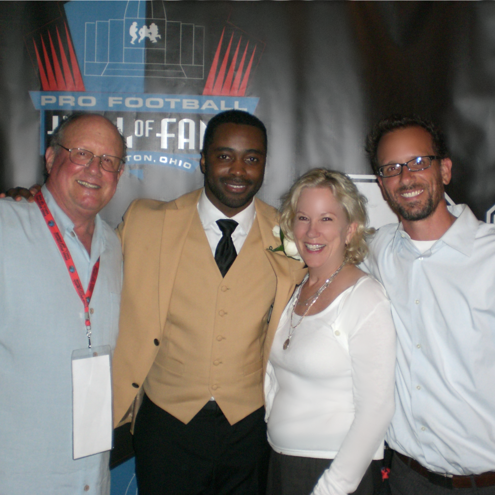 CI Community :: Curtis Martin.  Best.  NFL Hall of Fame Speech.  Ever.