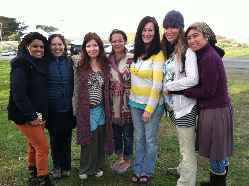 CI Alumni :: Live Moon Storm Gathering, Point Reyes, CA
