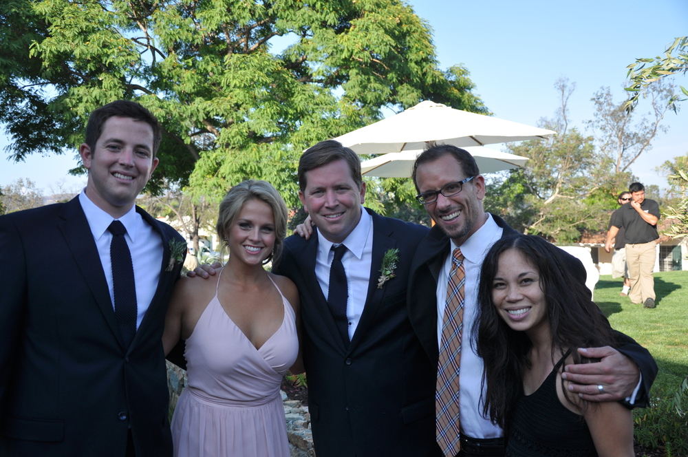 Drew, Robyn, & Scott Turner (Cleveland Browns), CI Founders David Paul Hackett & Maya Hackett