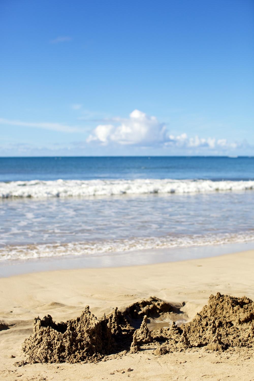 Hanalei Beach @ Kauai, Hawaii