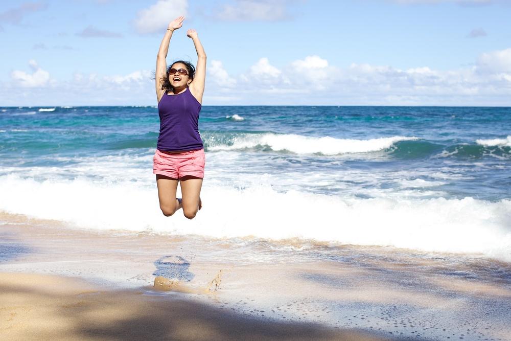 @ Lumahai Beach, Kauai