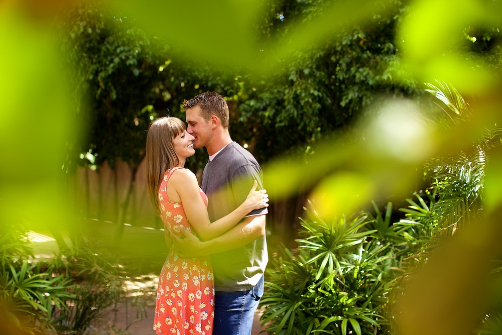 DowntownPhoenixEngagementSessionHeritageSquare