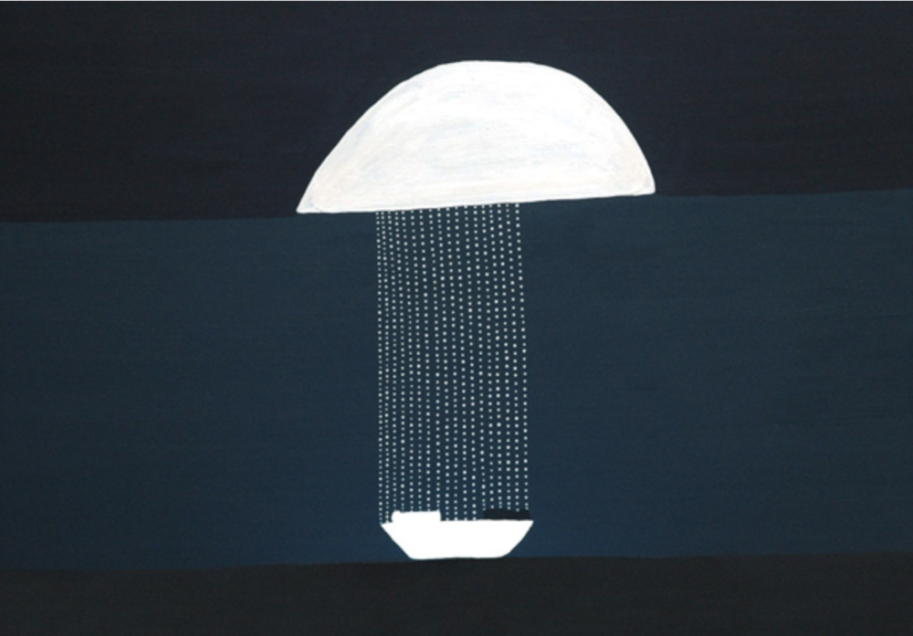 Waiting for the Tide 100 x 70cm 2013.png