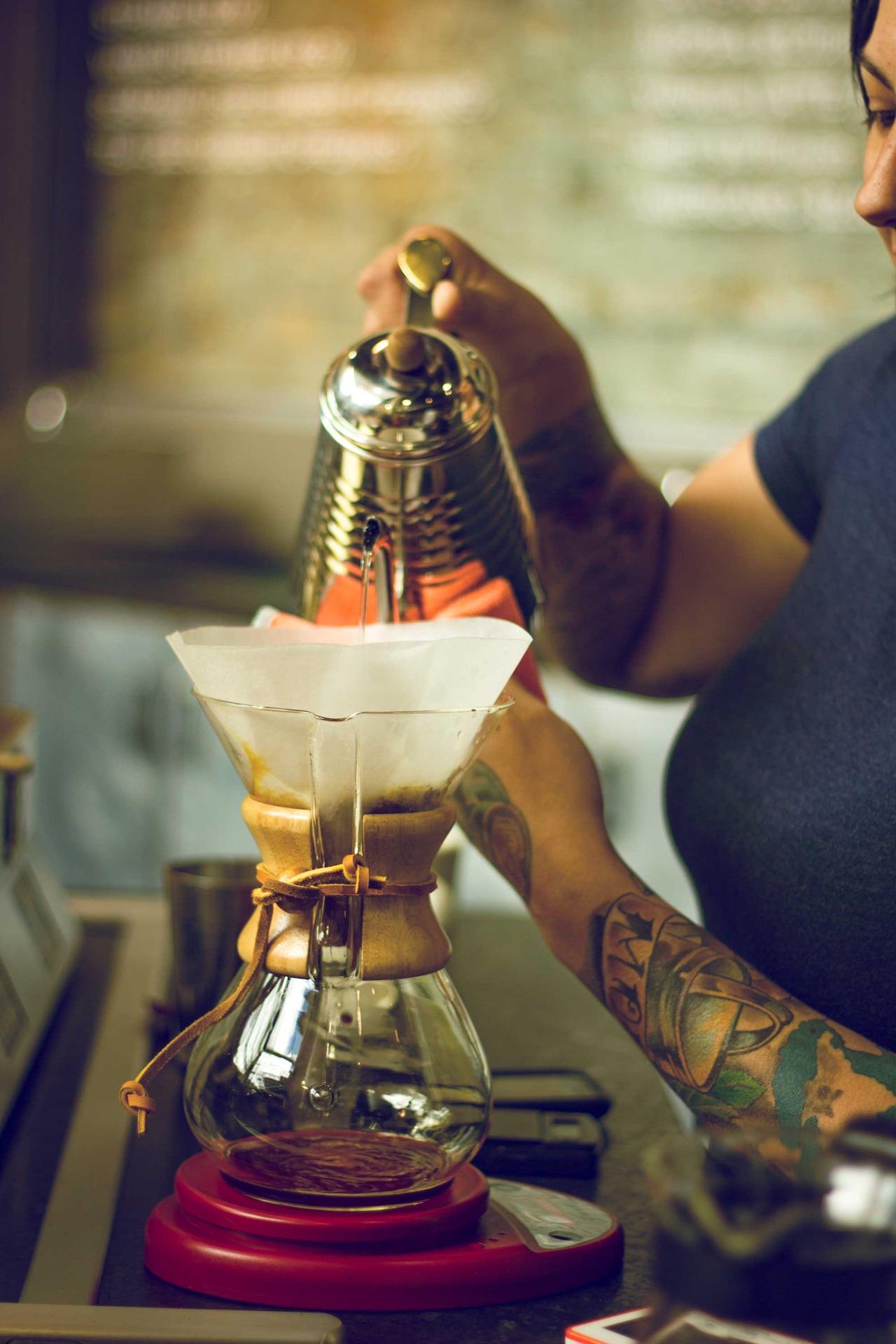 Best coffee in Minneapolis hands down. Gotta love the chemex!