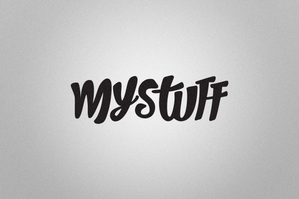 Custom Lettered Logo
