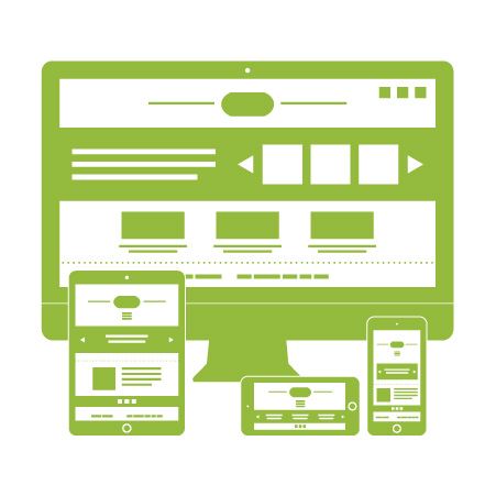 Web Design - Front-End Site Design + Custom Websites + WordPress Blogs + Squarespace Layouts + More