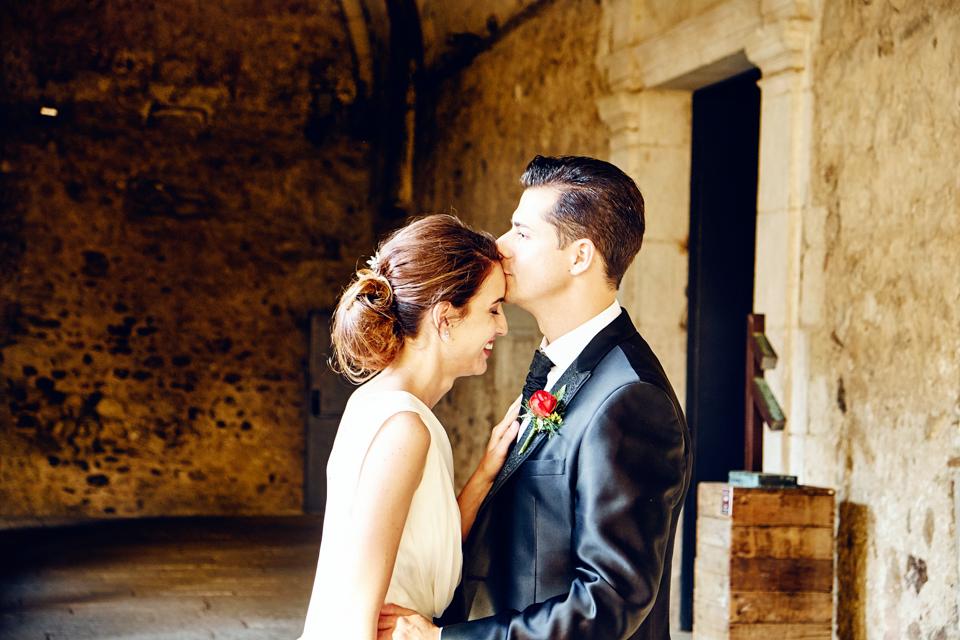 Fotos de boda naturales y espontáneas