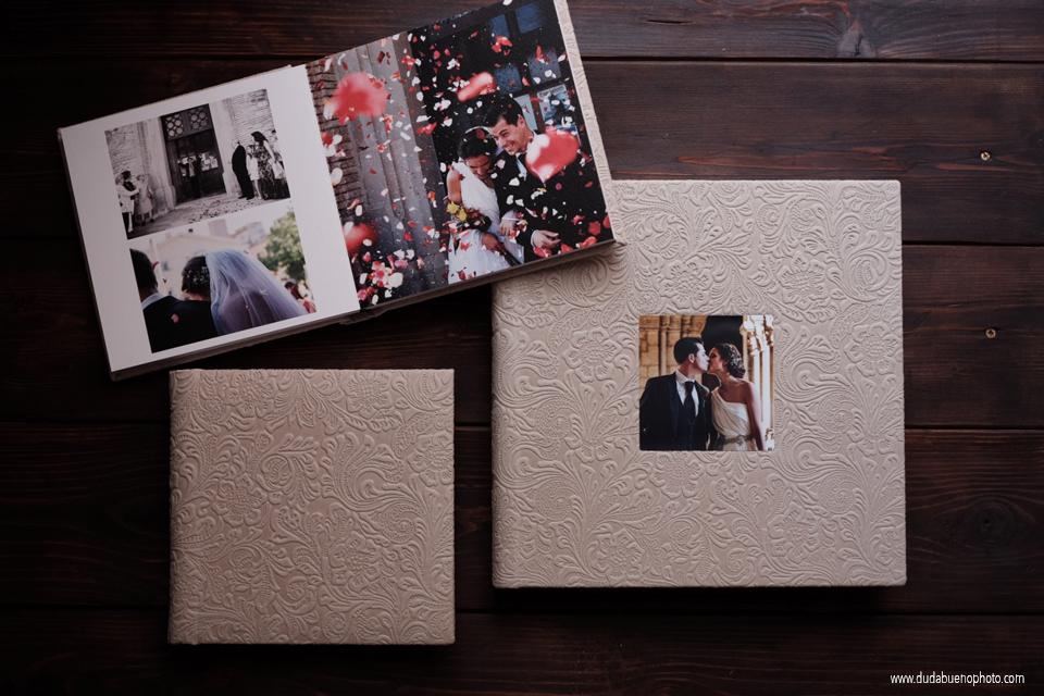 Álbum de boda en el Monestir Sant Cugat