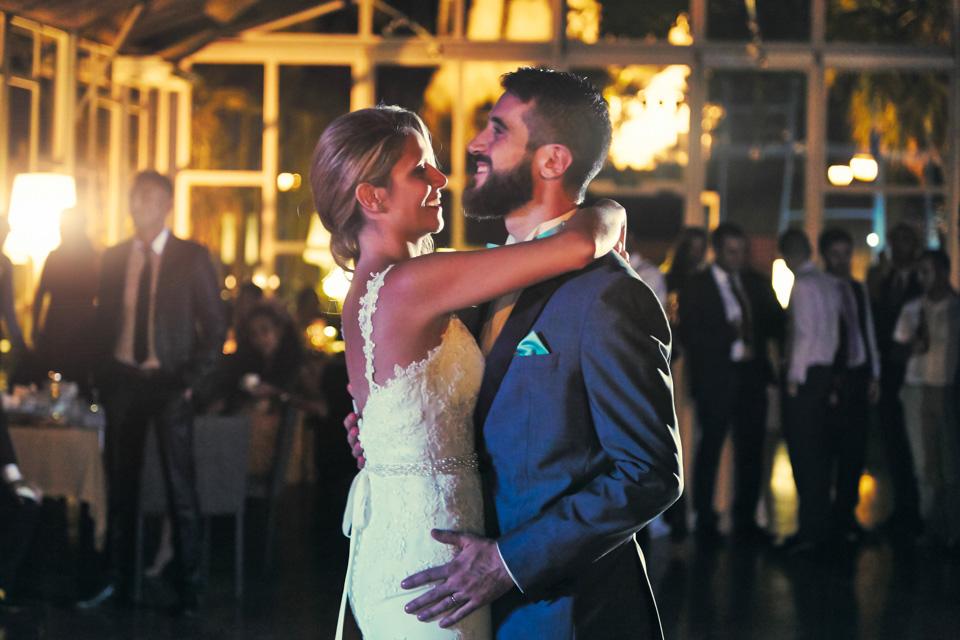 El primer baile de boda