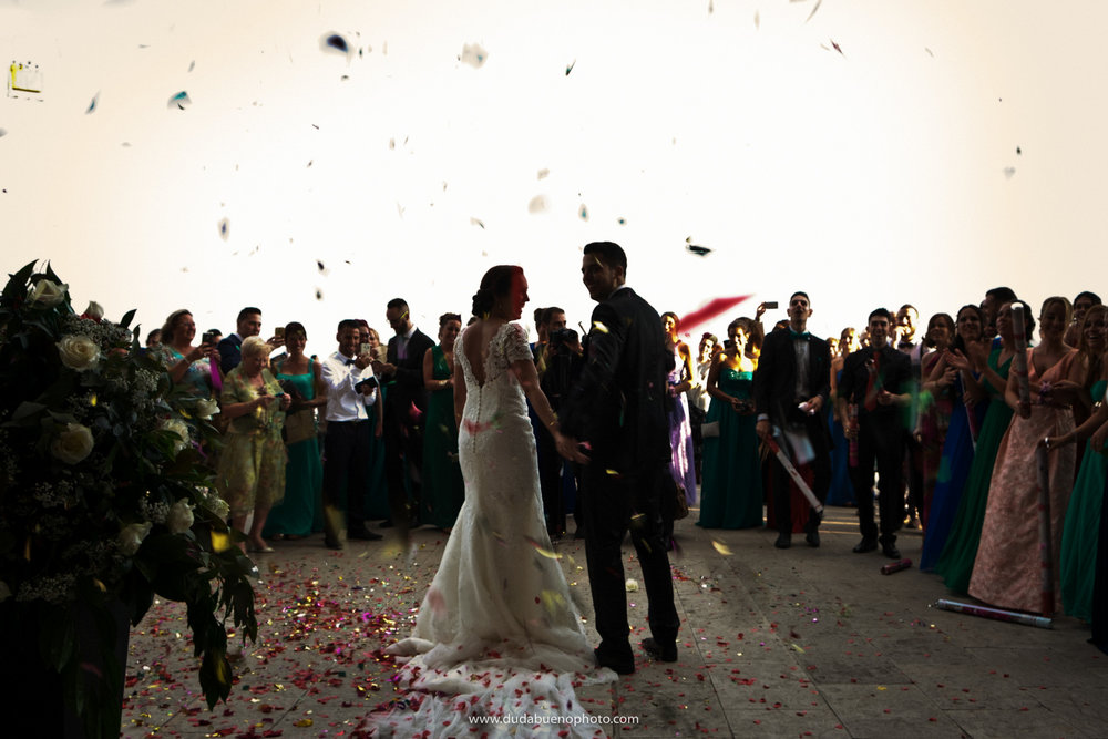 Boda Noemi y Gabriel en Tibidabo
