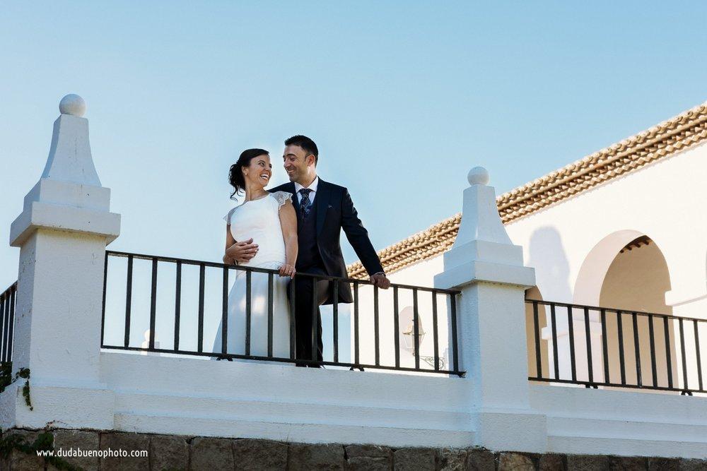 Post boda de Anna y Marcos en el Teatro Grec de Barcelona