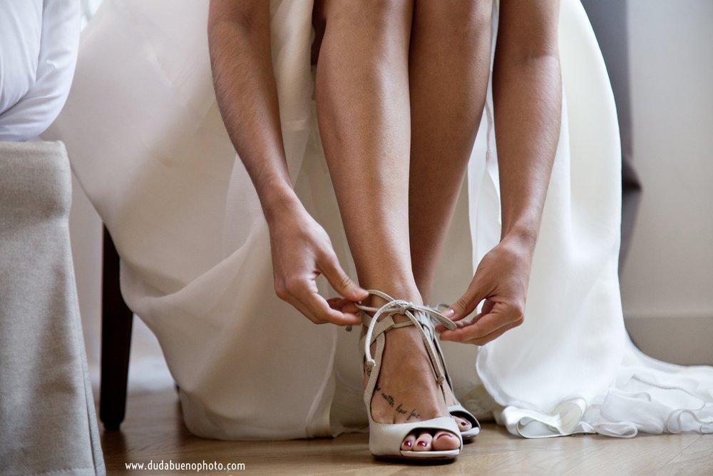 Sandalias para la boda