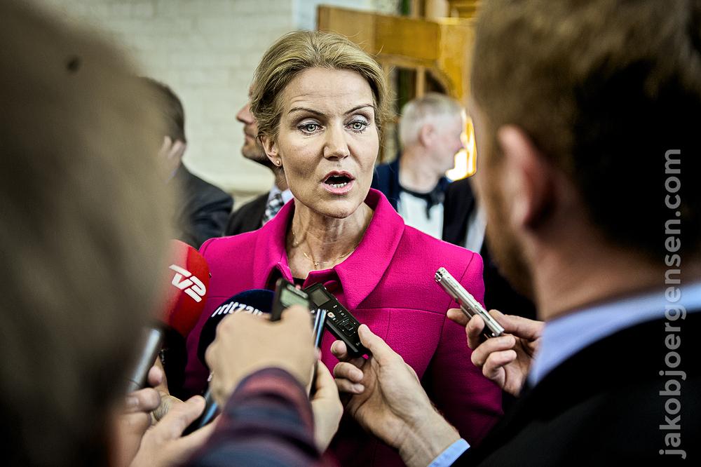 Statsminister Helle Thorning Schmidt (S)
