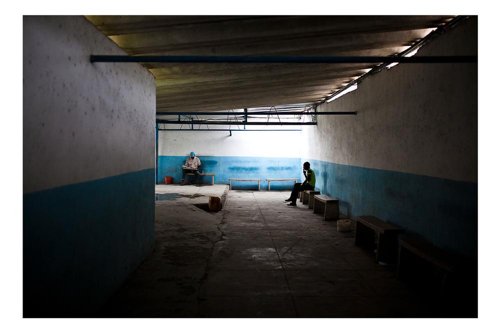 Ferry Station. Havana, Cuba