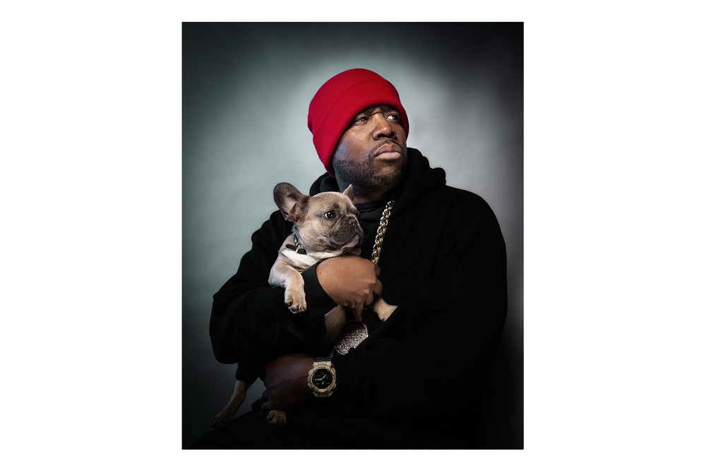 Big Boi for Oyster Magazine