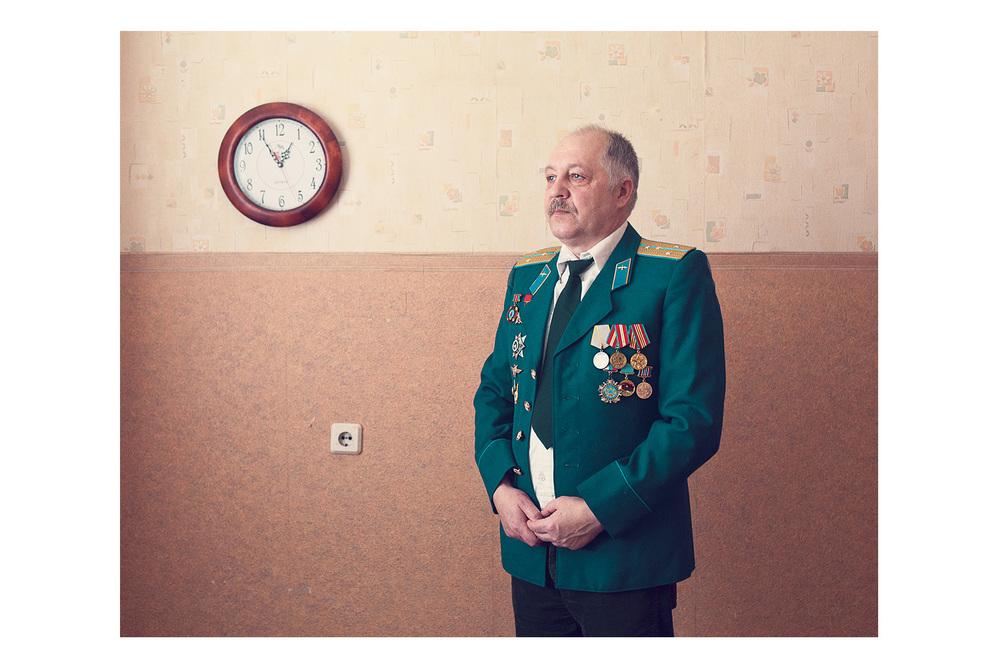 Vladimir Kukushkin, in 1986 helicopter pilot in Chernobyl