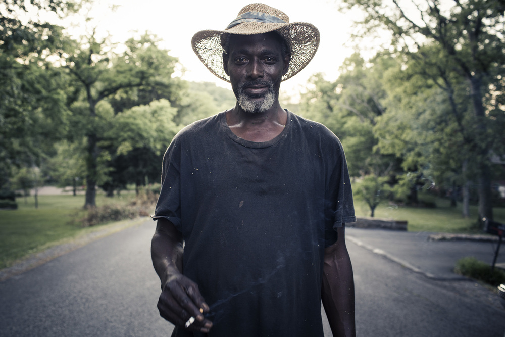 Lawn Care Man, Tennessee, Tamara Reynolds, Southern Route