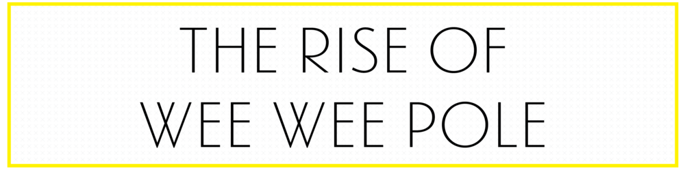 The Rise of Wee Wee Pole